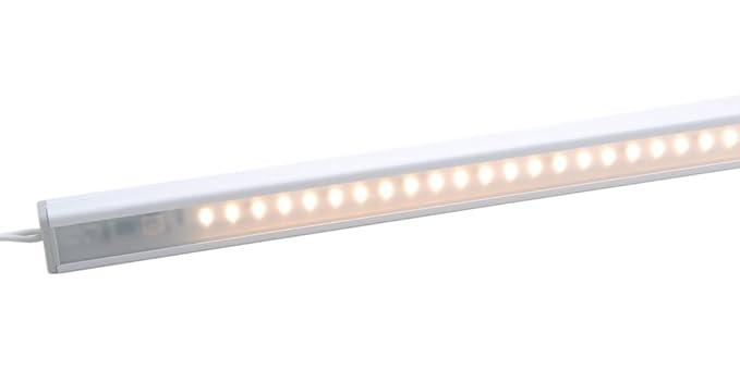 LED Küchen-/Unterbauleuchte 100cm (Profil weiß) mit integriertem ...