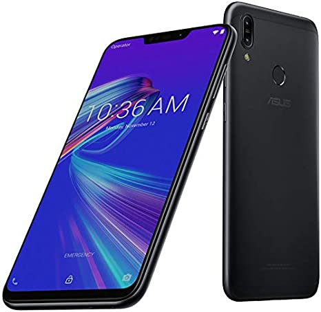 ASUS Zenfone MAX M2 Smartphone 64GB 6.3 Zoll (16 cm) Hybrid-Slot Android 8.1 Oreo 2 Mio. Pixel, 1: Amazon.es: Electrónica
