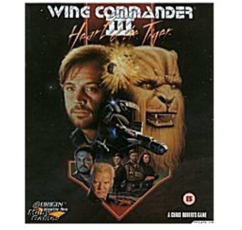 Amazon Com Wing Commander Iii Heart Of The Tiger Software