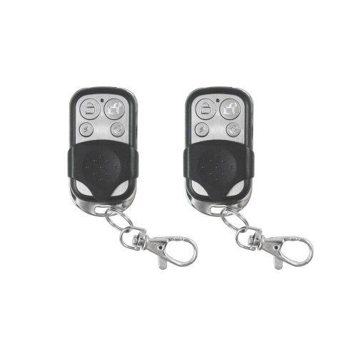 Universal-mando a distancia de sustitución, para inalámbrico de alarma con Wireless GSM, 2 piezas