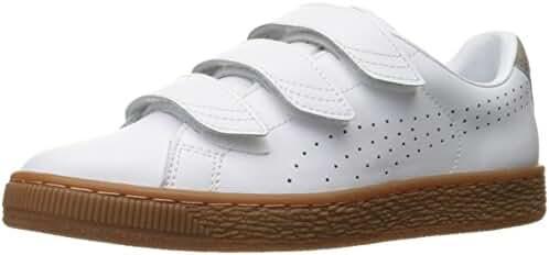 PUMA Men's Basket Classic Strap Citi Fashion Sneaker