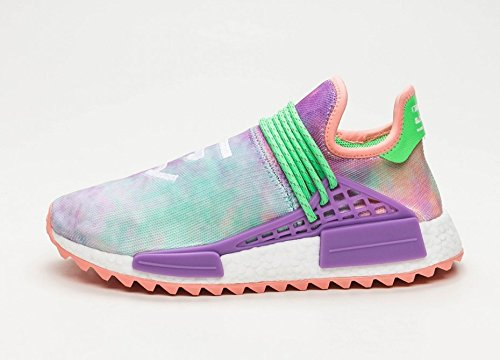 adidas Originals PW HU HOLI NMD MC CHALK CORAL  Human Race(アディダス ファレルウィリアムス ヒューマンレース PW HU HOLI NMD MC  チョークコーラル )#AC7034 B07BHMM4NP