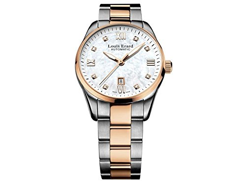Louis Erard Ladies Watch Heritage Automatic 20100AB34-BMA20