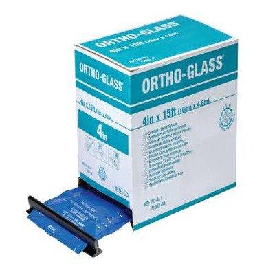 MCK32052100 - Bsn Jobst Splint Roll Ortho-Glass 5 Inch X 15 Foot Fiberglass White