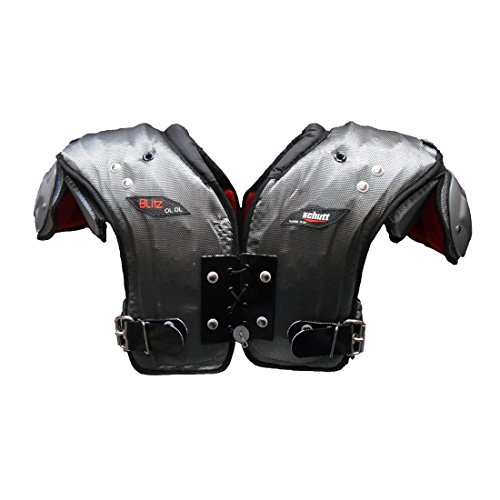 Schutt Lids Blitz Armor Flex OL/DL Shoulder Pads - Pads Blitz Shoulder