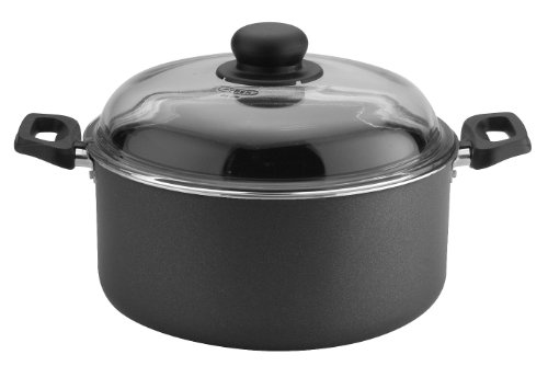 Caroni A180424 Easy Cooking Dutch-Oven with Glass Lid, 9....