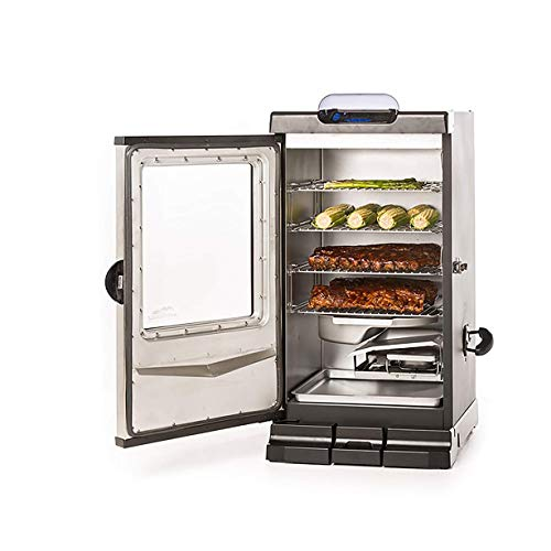 Masterbuilt 20072115 Bluetooth Smart Digital Electric Smoker, 30-Inch