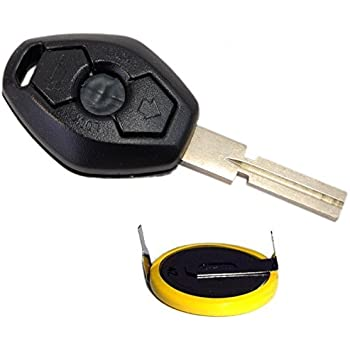 Amazon Com Hqrp Key Fob And Battery For Bmw X3 E83 2004