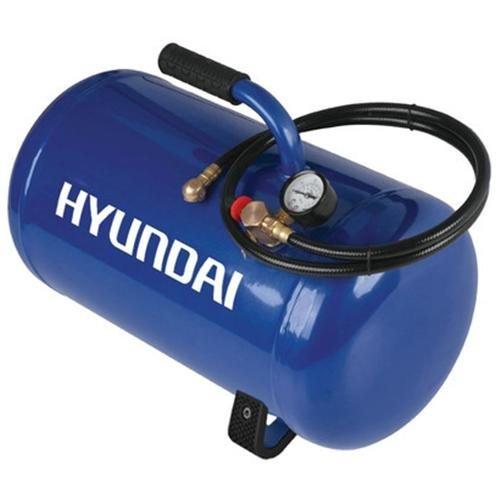 Cheap Hyundai HHT5GAT Air Inflation Tank with Tire Hose, 5-Gallon