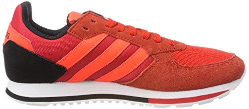 Zapatillas Hombre Solred Running para 8k 000 Cblack Corred adidas de Rojo wp46nq