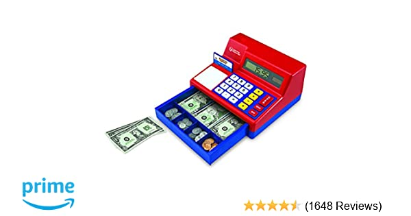 Amazon Learning Resources Pretend And Play Calculator Cash