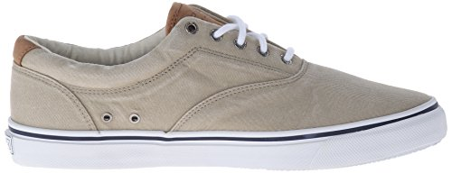 Sperry Top-Sider Men's Salt Washed Striper LL CVO Laceless,Chino,10.5 M US by Sperry Top-Sider (Image #7)