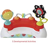 Kolcraft Tiny Steps 2-in-1 Infant & Baby Activity