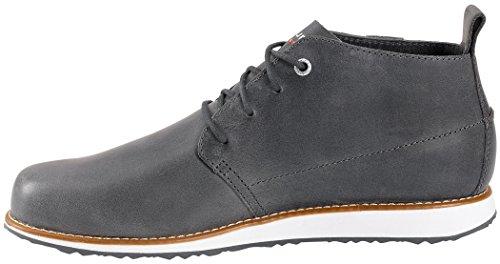 VAUDE Men's Ubn Solna Mid, Zapatos de Low Rise Senderismo para Hombre Gris (Anthracite)