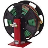 0.25 x 150, 250 psi, Gas Welding Reel without Hose by Reelcraft