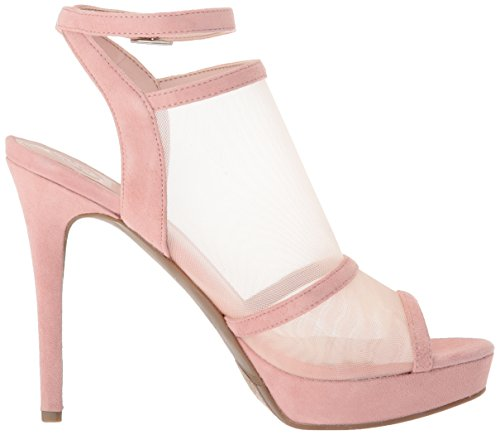 Heeled GUESS Pink Light Women's Sandal Afra 6wxpTPw