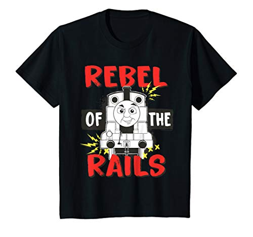 Kids Thomas and Friends Rail Rebel T-shirt (Thomas And Friends Tales On The Rails)