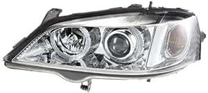 FK Automotive FKFSOP010 Faros para Coche con Luces de Circulación Diurna