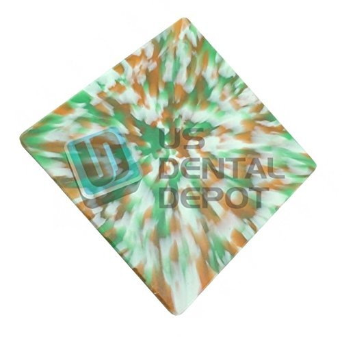 PRO-FORM - TIE-DYE Blend Mouthguards Shamrock 5x5 6pk 0.150i 113911 Us Depot