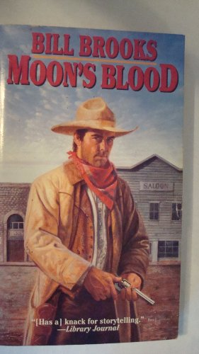 book cover of Moon\'s Blood