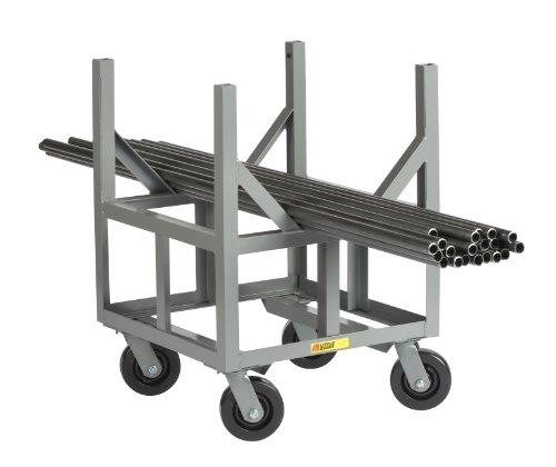 424-6PH Ergonomic Bar Cradle Truck, 3000 lbs Capacity, 24