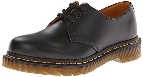 Dr Negro Negro para Martens Zapatillas Mujer rqvrzw