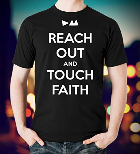 Depeche Mode Shirts Reach Out And Touch Faith T Shirt Long Sleeve Sweatshirt Hoodie Youth
