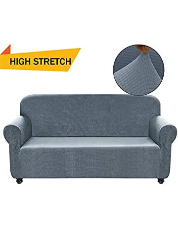 Exceptionnel Chelzen Stretch Sofa Covers 1 Piece Polyester Spandex Fabric Living Room  Couch Slipcovers