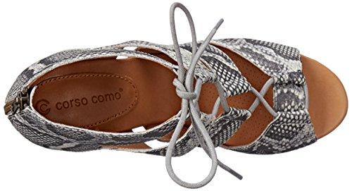 Women's Grey Dress Multi Como Snake Camino Corso fPzgw7xAq5