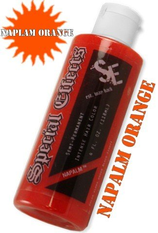 Special Effects Hair Dye -Napalm Orange #27 | Unknown ... - photo #3