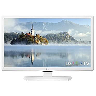 LG 24LJ4540-WU 24 720p LED TV (White)(2017 Model)