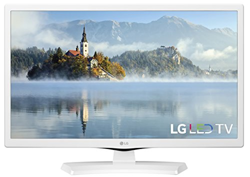 LG Electronics 24LJ4540-WU 24-Inch 720p LED TV (2017 Model) (Samsung Flat Screen Tv 22 Inch)