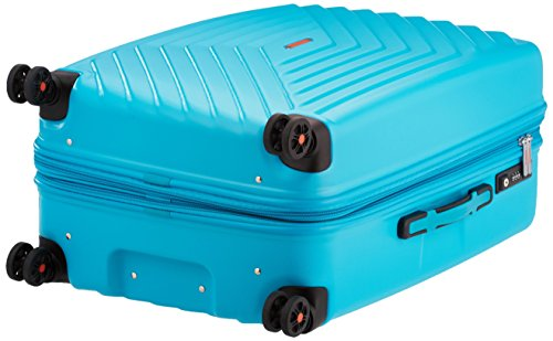 Amazon.com | American Tourister Air Force 1 Valise, 66 cm, 81 L, Aero Turquoise | Luggage & Travel Gear