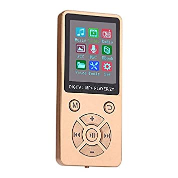 Alician for Mini Brillante USB Clip Pantalla LCD MP4 Reproductor ...