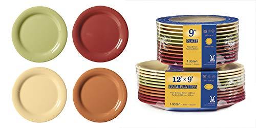 G.E.T. Enterprises SP-NP-6-COMBO Pack of 4 Colors 6.5