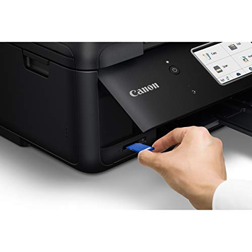 Canon PIXMA Wireless All-in-One Printer TR8520 with Printer Essentials Bundle and More by Beach Camera (Image #4)