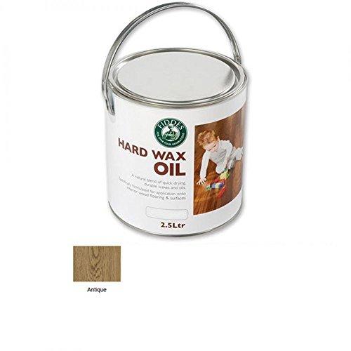 Fiddes Hard Wax Oil Colour Tint - Antique 2.5ltr by Fiddes
