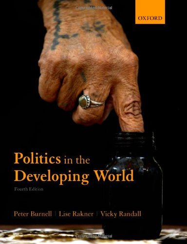 By Peter Burnell - Politics in the Developing World (4th Edition) (2014-05-02) [Paperback]