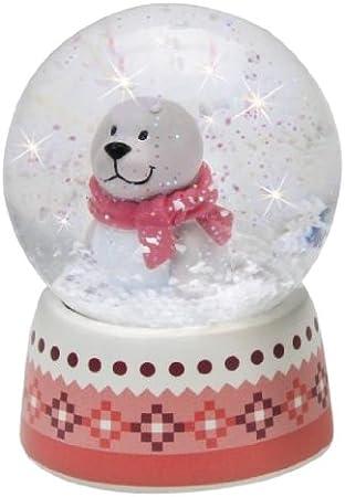 NICI N34768 - Bola de Nieve con Foca (6,5 cm): Amazon.es: Juguetes y juegos