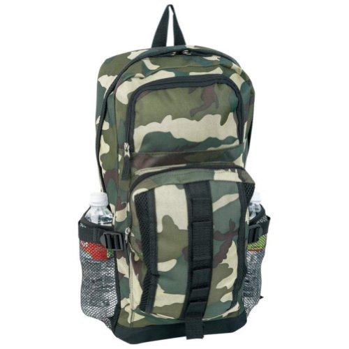 Extreme Pak™ Camo Backpack - Style LUBPCAMO by ExtremePak