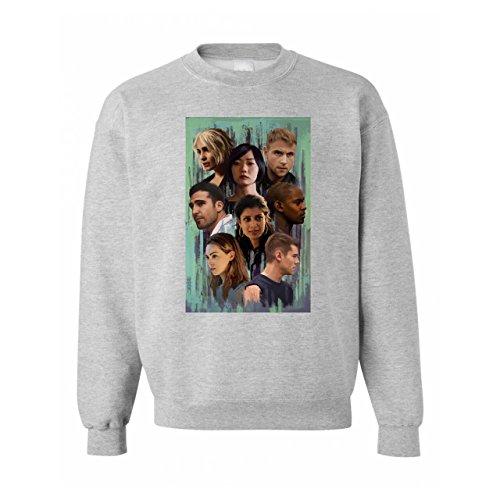 Sense Eight Series Unisex Sweater