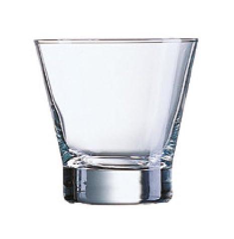 Luminarc Shetland - Estuche de 3 vasos, forma baja, 32 cl: Amazon.es: Hogar