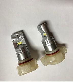 BEAMTECH 5202 Led Fog Light Bulb,H16(European Type,Not Japan vehicles)