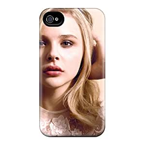 Iphone 5/5s Covers Cases - Eco-friendly Packaging(chloe Moretz 11)