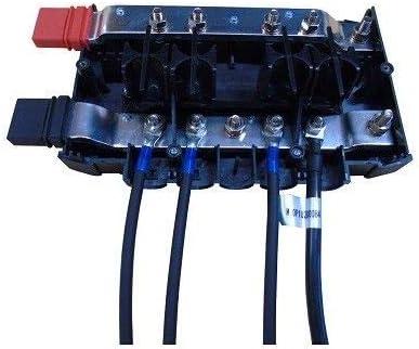 bis 1000A 12V DC-Sammelschiene Verteilung und 48Volt Victron Lynx Power In von bau-tech Solarenergie GmbH