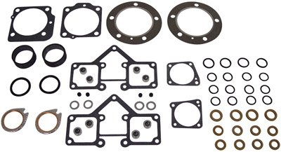 Gaskets/seals engine,top end shovelhead all years rpls 17034-66 cometic c9118-by-MID-USA