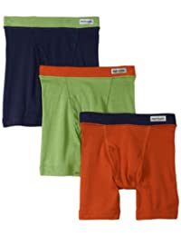 Fruit of the Loom Little Boys' Assorted Color Boxer Brief