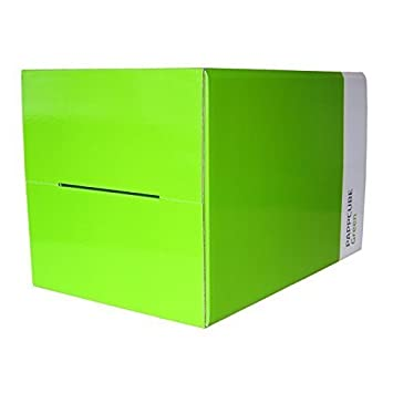 vontek Taburete de Cartón Verde Plegable Taburete Green ...