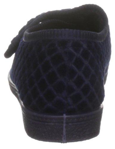Lotus - Zapatos para mujer Azul (Blau (marineblau))