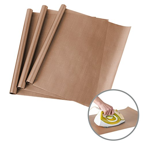Teflon Sheets Press Transfers Resistant